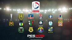 PES 2019 sichert sich Lizenz für die Campeonato Scotiabank-Liga und die chilenische Nationalmannschaft