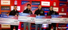 "PES LEAGUE ROAD TO CARDIFF - Mike ""El Matador"" Linden qualifiziert sich beim Regional Final in Liverpool für das Finale in Cardiff"
