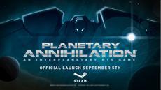 Planetary Annihilation: Release-Termin und Annihilaser