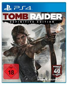 Tomb Raider: Definitive Edition - Erscheint am 31. Januar 2014 für PlayStation 4 und Xbox One