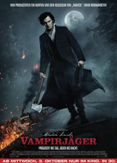 Preview (Kino): Abraham Lincoln: Vampirjäger