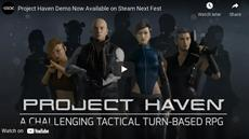 Project Haven demo hits Steam Next Fest on June 16th