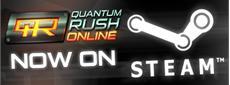 Quantum Rush Online ab sofort auf Steam!