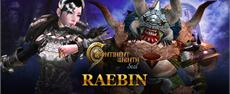 Raebin - Neuer Kontinent für Continent of the Ninth Seal (C9)