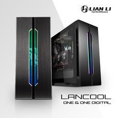 RANDNEU bei Caseking - Die Lian Li LANCOOL ONE Series bietet die perfekte Symbiose aus Klassik und Moderne.