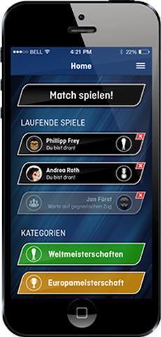 randuell für iOS und Android stellt Fußballwissen auf die Probe