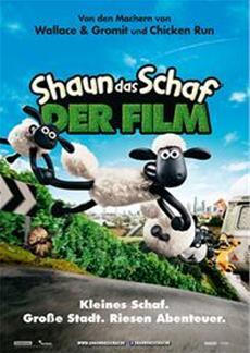 Raus aus dem Stall. Ab in die Stadt! Der neue Trailer zu SHAUN DAS SCHAF - DER FILM ist online!