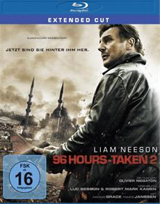 Review (BD): 96 Hours - Taken 2 (Extended Cut)