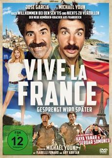 Review (BD): Vive la France - Gesprengt wird später
