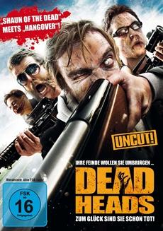Review (Blu-ray): Deadheads (Uncut)