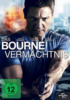 Review (DVD): Das Bourne Vermächtnis