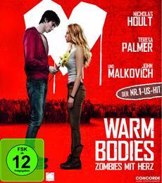 Review (DVD): Warm Bodies