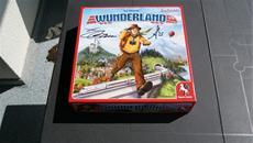 Review (Gesellschaftsspiel): Wunderland