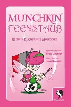 Review (Gesellschaftsspiele): Munchkin Feenstaub Booster