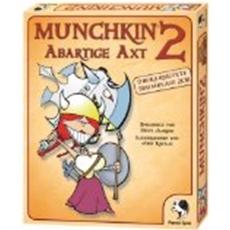 Review (Gesellschaftsspiele): Munchkin Metalldose mit Erweiterung Abartige Axt