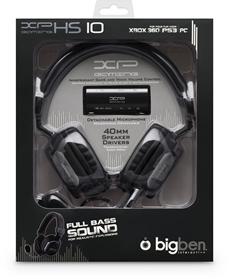 Review (Hardware): XPSH10 Gaming Headset