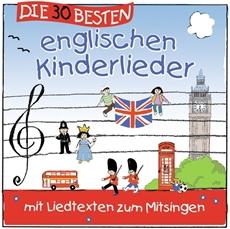 Review (Hörspiel): Die 30 besten englischen Kinderlieder