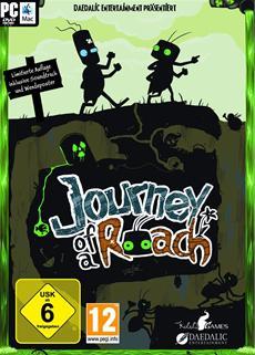 Review (PC): Journey of a Roach - Eine Kakerlake stirbt nicht!