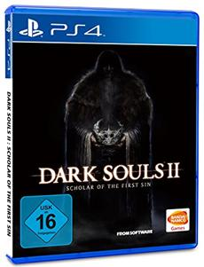 Review (PS4): Dark Souls II - Scholar of the First Sin