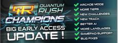 "Riesen-Update bei Future Racer ""Quantum Rush: Champions"""