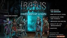 Roguelike-RPG-Hit Iratus: Lord of the Dead erhält erstes großes Content-Update mit neuem Modus, Minions, Feinden und vielem mehr