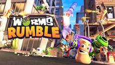 Roll into Worms Rumble´s Playstation 4 / Steam Crossplay Open Beta Now