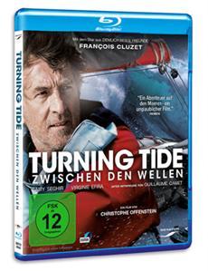 Schauspieler FRANÇOIS CLUZET über seine Rolle in TURNING TIDE - Zwischen den Wellen