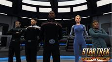 """Setzen Sie Kurs Auf Den Delta-Quadranten für """"Star Trek Online: Delta Rising"""""""