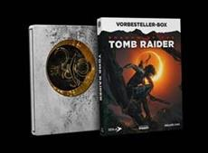 SHADOW OF THE TOMB RAIDER: VORBESTELLER-BOX ab sofort im stationären Handel erhältich