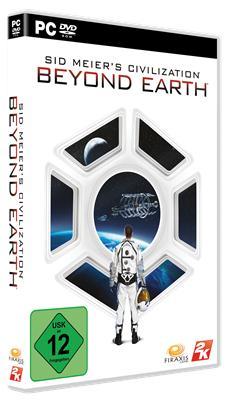 Sid Meier's Civilization<sup>&reg;</sup>: Beyond Earth<sup>&trade;</sup> ab sofort f&uuml;r Windows PC erh&auml;ltlich
