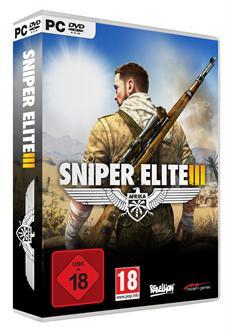 Sniper Elite 3 (PC) kommt über Avanquest auf den deutschen Markt