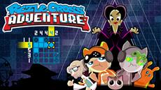 Solve logic puzzles and live fantastic adventures in Piczle Cross Adventure on April 16th
