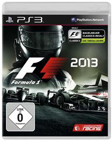 Review (PS3): F1 2013