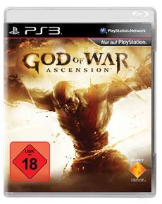 Der Aufstieg einer Legende – God of War: Ascension exklusiv für PlayStation3