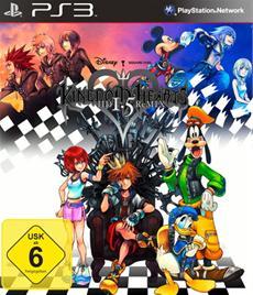 KINGDOM HEARTS HD 1.5 ReMIX ist ab sofort erhältlich