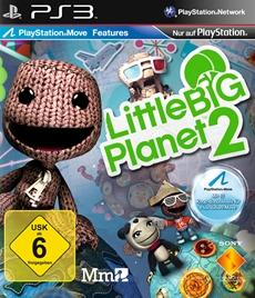 Sackboy hüpft von PlayStation®3 auf PlayStation®Vita und zurück