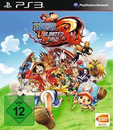 """One Piece Unlimited World Red - """"Red steht einsam""""-DLC ab sofort kostenlos verfügbar!"""