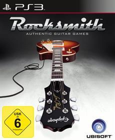 ROCKSMITH - Das erste authentische Spiel für Gitarren ABROCKEN MIT THE CURE