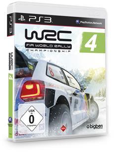 Bigben Interactive veröffentlicht offizielle Packshots und Teilnehmerliste zu WRC 4