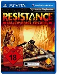 Trailer | Resistance: Burning Skies (PlayStation Vita)