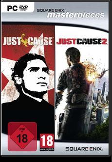 Square Enix Masterpieces - JUST CAUSE-Collection bringt maximales Chaos zum minimalen Preis