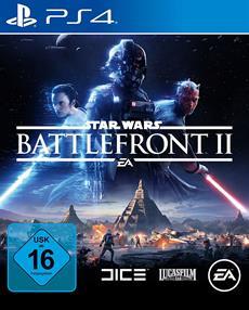 Star Wars<sup>&trade;</sup> Battlefront II<sup>&trade;</sup> ab heute weltweit erh&auml;ltlich