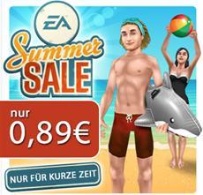 Summer Sale bei EA Mobile: Zahlreiche Premium-Apps reduziert
