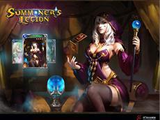 Summoner's Legion ist seit heute verfügbar