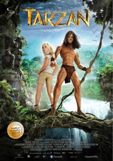 Tarzan, Der König des Dschungels erobert internationale Kinomärkte