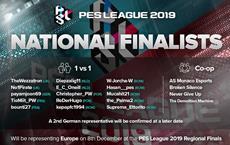Teilnehmer und Details der europäischen PES League Regional Finals bekannt