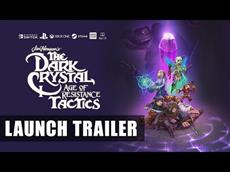 The Dark Crystal: Age of Resistance Tactics Out Now