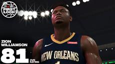 The Next! NBA 2K geht Partnerschaft mit NBA Draft Pick Nr. 1 Zion Williamson ein