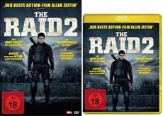 THE RAID 2: Ab 27.11.2014 neu auf DVD und Blu-ray als 1-Disc Edition, 2-Disc Special Edition, streng limitierte Ultimate Edition und als VoD!