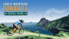 The volcanic mountain trails of Eldfjall Island erupt onto PS4 today for Lonely Mountains: Downhill